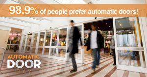 Automatic Doors Preferred