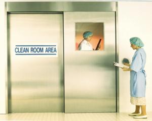 Advanced Door Service cleanroom doors