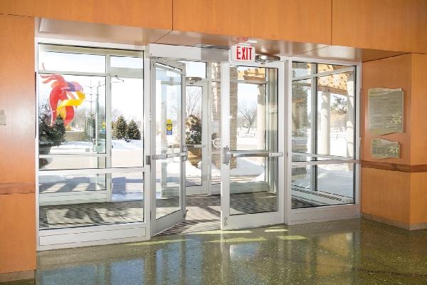 Advanced Door Services swing doors
