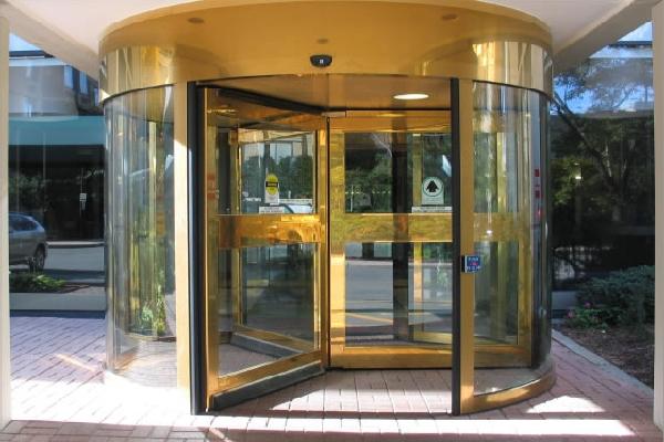 Advanced Door Services Revolving doors