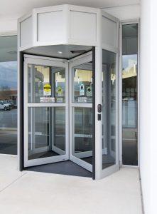 Revolving door Ontario - Revolving Door Systems Burlington, London, Ottawa in Ontario