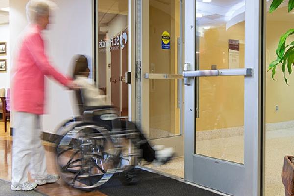 Advanced Door Services Hospital Doors