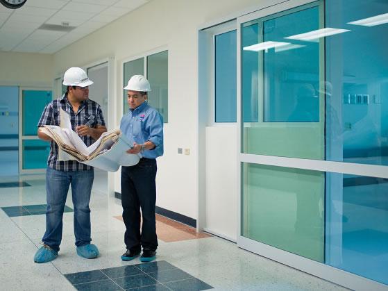 Advanced Door Services commercial door installation pre-start