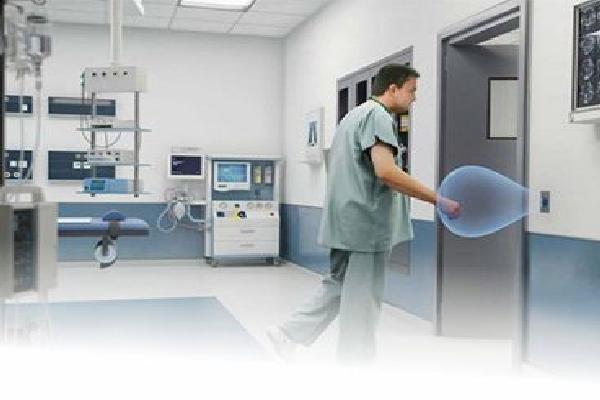 Advanced Door Services touchless door opener
