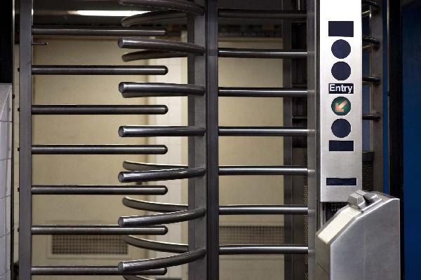 Advanced Door Services turnstiles